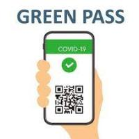 Green Pass cellulare con QR